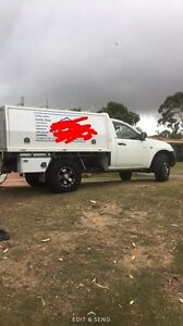 Triton ute set up for tradie Hamersley Stirling Area Preview