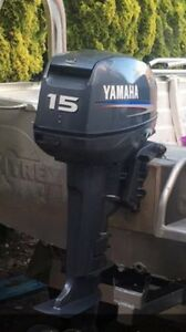 Yamaha 15hp 2 stroke Kinross Joondalup Area Preview
