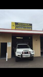 Mechanical workshop business FREE Wallsend Newcastle Area Preview