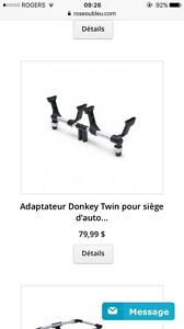Adapteur bugaboo donkey simple