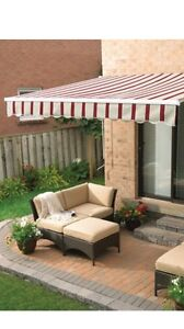 10x8 new awning