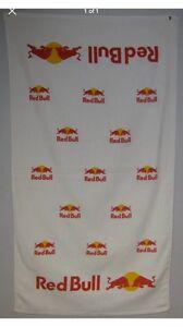 """Red Bull Towel. 24 x 42"""""""