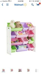 LOOKING FOR! Girls toy storage bins