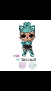 Looking for trouble maker lol doll