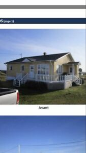 Summer Rental Magdalen Islands.