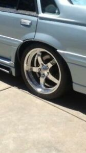 "Billet intro 18"" wheels Hope Valley Tea Tree Gully Area Preview"