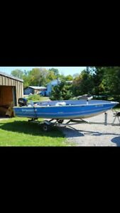 Late 90's Princecraft 15ft
