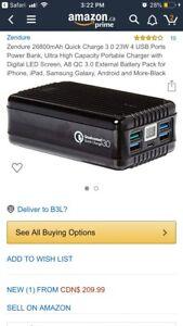 Brand New Charging Batteries - External Battery - Power Pack