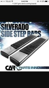 Crew cab gmc/Chevy running boards
