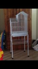 Budgie cage with stand Maitland Maitland Area Preview