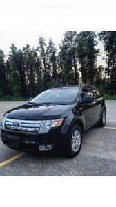 Ford Edge Low KM's !!