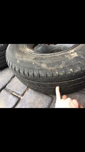 Navara d22 stock rims and tyres Ringwood North Maroondah Area Preview