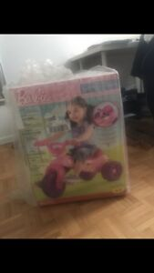 BARBIE FISHERPRICE BIKE TOY TODDLER tricycle - brand new in box