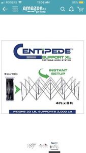 Centipede XL portable work support