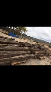 Railway Sleepers Llandilo Penrith Area Preview