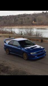 1998 Subaru Sti Type R