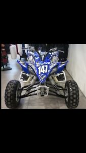 Yfz 450R 2011 (injection)