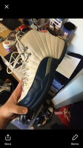 "Air Jordan 12 ""French Blue"" Size 11"