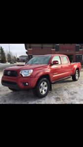 2013 Tacoma Sport with 2yr Warranty/remote start/tonneau cover