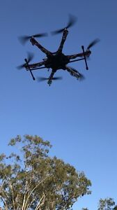 Drone hexacopter dji 550 Dji550 Burpengary Caboolture Area Preview