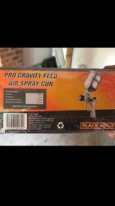 Pro gravity Air spray gun Riverwood Canterbury Area Preview