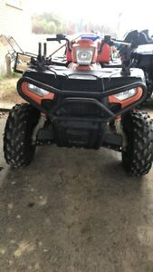 2012 Polaris Sportsman 500ho 4x4