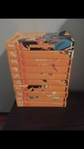 Dragon ball double tomes comme neuf 1 à 10