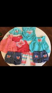 Gymboree and brand name girls clothing 4t and under