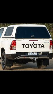 Wanted: Hilux canopy