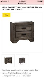 New in box night stand