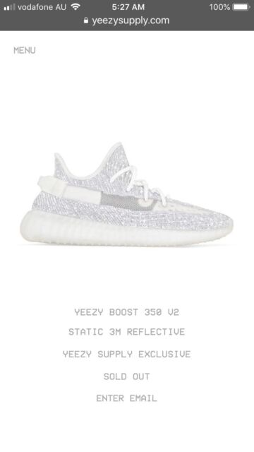 info for 7c8ef cd423 yeezy supply static reflectives