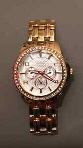 Rose Guess Watch
