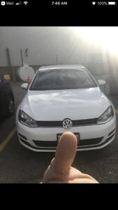 2015 VW GOLF TDI