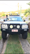 105 Series LandCruiser Diesel Kangaroo Point Brisbane South East Preview