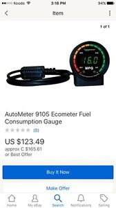 Ecometer for truck or car!