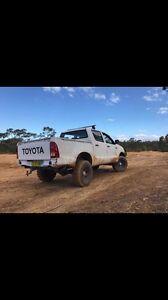 Toyota Hilux SR 4x4 Merrylands Parramatta Area Preview