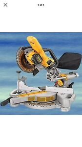 Dewalt 20v sliding mitre saw