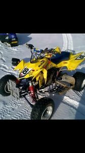 LTR 450 for sale or trade for mountain sled