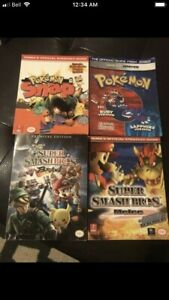 Video game strategy guides