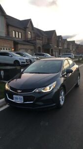 2018 CHEVROLET CRUZE - IMMACULATE CONDITION, RARE COLOR
