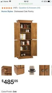 Home styles pantry