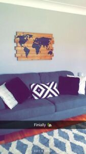 Grey couch (brand new)