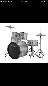 5 pc Ludwig Accent Combo Mint cond