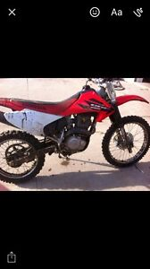 Looking for cheap or blown ttr 125, crf 150, drz 125