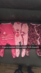 Pyjamas Kickee Pants