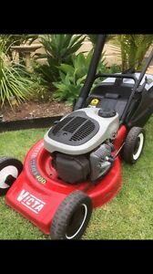 VICTA 2 STROKE LAWN MOWER Angle Vale Playford Area Preview