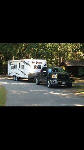 2011 24' fox creek travel trailer