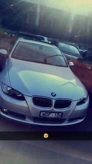 BMW 325i e92 Coupe *Manual* Templestowe Manningham Area Preview