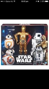 Star Wars Collectables Figures, Masks, Lightsabers- Can Post Beachmere Caboolture Area Preview