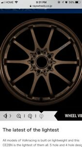 LOOKING FOR GTR RIMS W/ TIRES